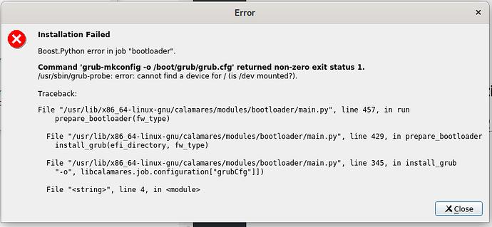 GRUB_error