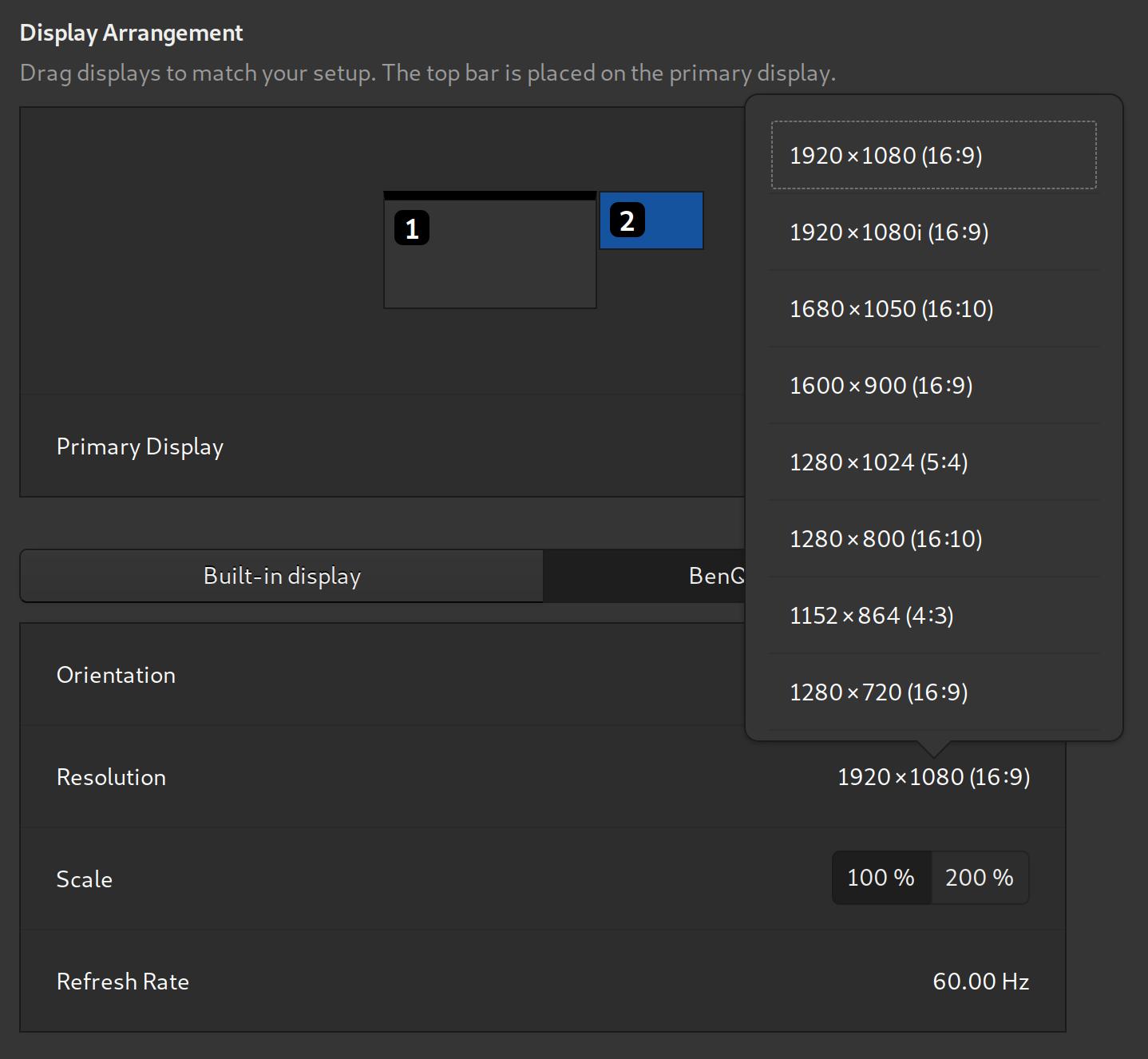 Cannot set 4k resolution on HDMI monitor on Librem 15 v4